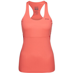 PYUA Joy 2.0 S Sleeveless Shirt Women orange/red
